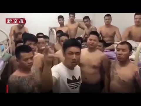 """疑似中国""""黑帮""""扬言威胁柬埔寨治安 中柬警方介入调查-新京报·我们视频"""