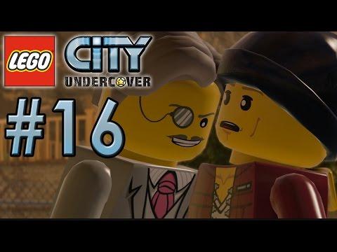 LEGO CITY UNDERCOVER PS4 PART 16 - RETTE FORREST BLACKWELL! | Let´s Play Lego City Deutsch
