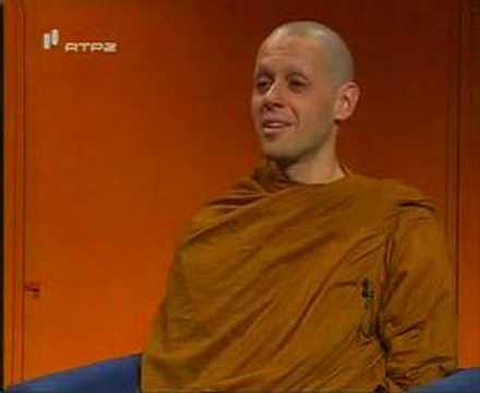 Entrevista a monge Budista Theravada