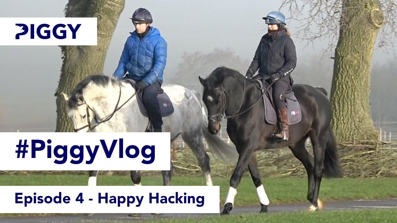 Happy Hacking   Episode 4   #PiggyVlog 2021