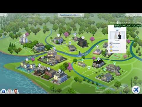 Sims 4 Dine Out Rags To Riches Challenge Live Stream 10 |
