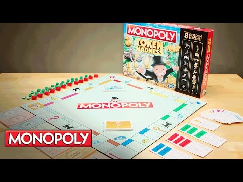 Monopoly - 'Token Madness' Official TV Commercial