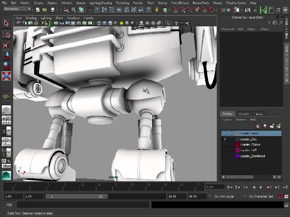How to texture a model in Maya | Creative Bloq