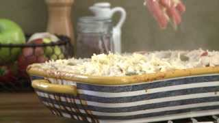 Chicken Recipes - How To Make Chicken Rice Casserole