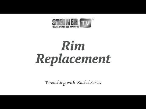 Replacing a Rim