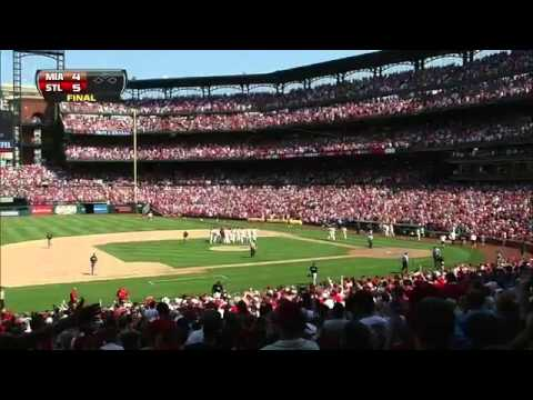 Cardinals get there 1st walk-off win of 2013