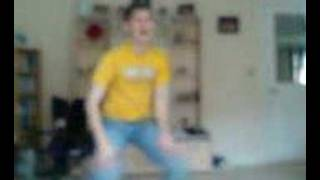 funny gay dance