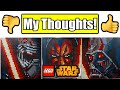 *NEW* LEGO Star Wars Mosaic's Revealed! | My Thoughts!
