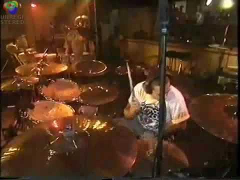 Sepultura in studio recording Attitude 1996