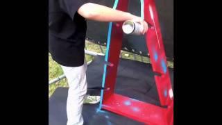 Grind Skateboard Racks