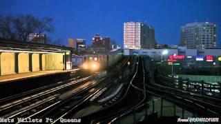 Le métro de New York - NYC Subway - Metroul din New York