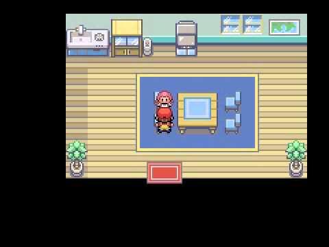 pokemon fire red trade emulator