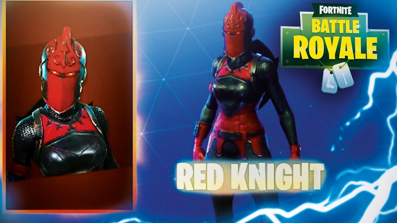 Fortnite Weekly Update Red Knight 1 24 2018 X7 Albert Youtube