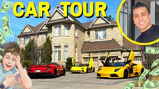 Millionaire Super Car Tour- BIG MOVES