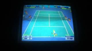 Hardest tennis game ever-sega sports tennis 2k2