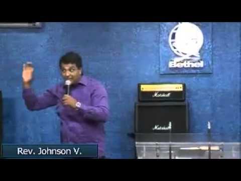 അത്ഭുത വാതിൽ -The heavenly door- Malayalam Christian Sermon by Rev Johnson Varughese