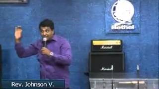 അത്ഭുത വാതിൽ -The heavenly door- Malayalam Christian Sermon by Rev Johnson Varughese
