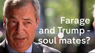 Nigel Farage: is Donald Trump your soulmate?