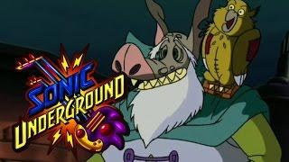 Sonic Underground 112 - A Hedgehog