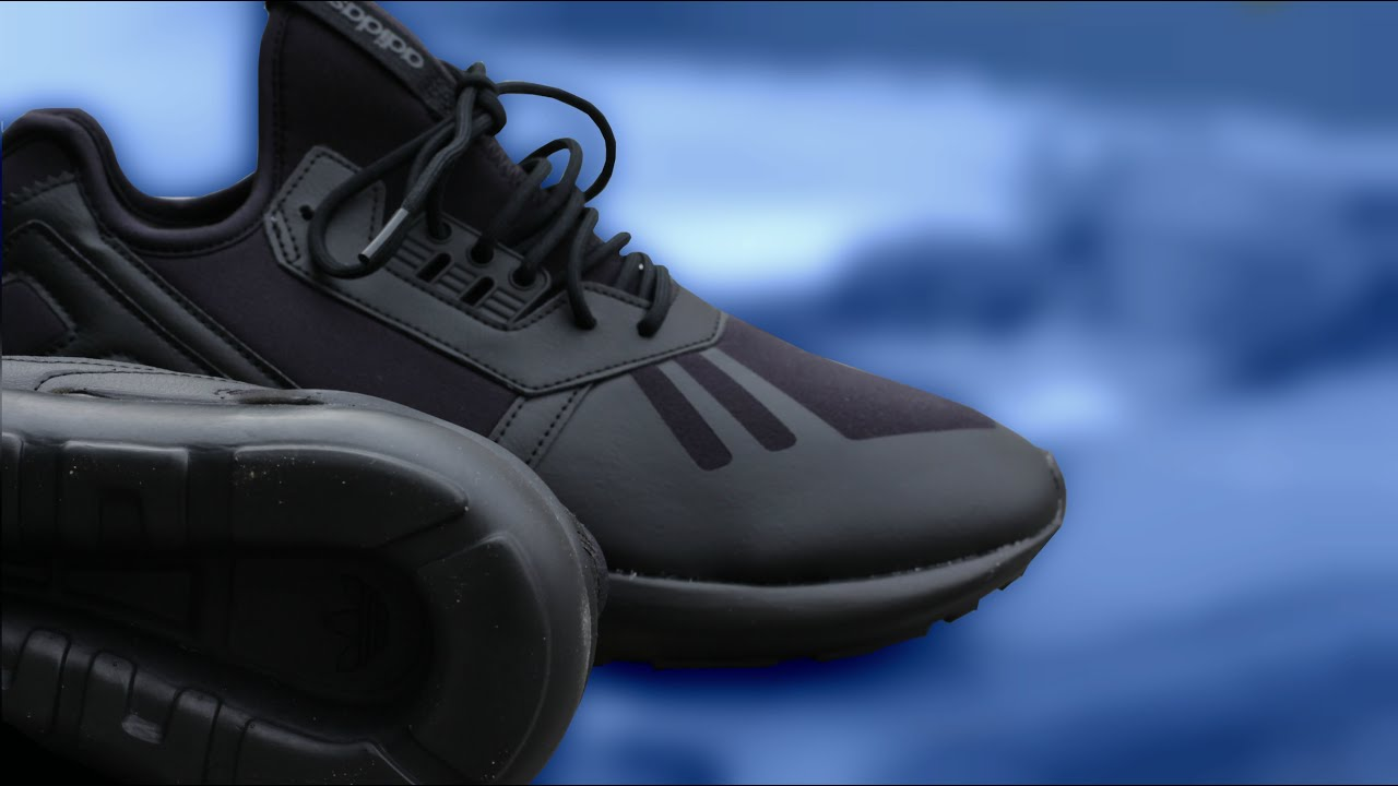 Adidas Tubular Radial Triple Black