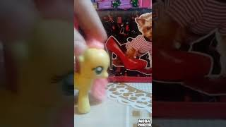 MLP клип: I don't wanna be meme