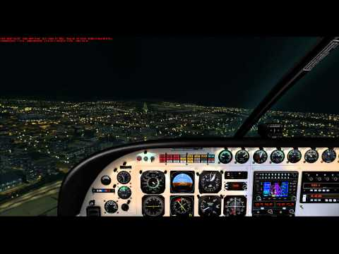 Testing Lisboa X v 2,0 and ORBX EU Land Class Global w/ Carenado C208