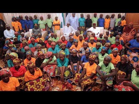 82 Chibok schoolgirls freed by Boko Haram
