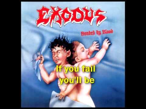 Exodus - Strike of the beast (Lyrics)