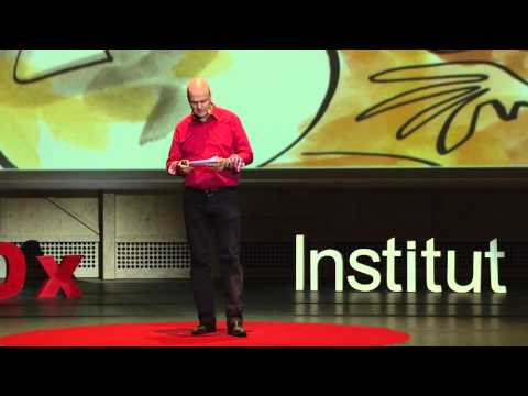 To bee or not to bee | Olivier Ferrari | TEDxInstitutLeRosey