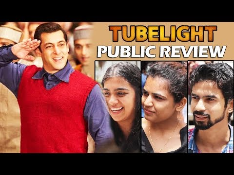 Thumbnail: Tubelight Movie Public Review | जनता ने कहा SUPER-HIT - Salman Khan, Sohail Khan