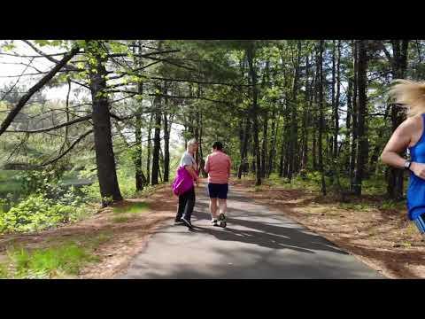 Mine Falls Trail (east park) 20 Minutes bike ride