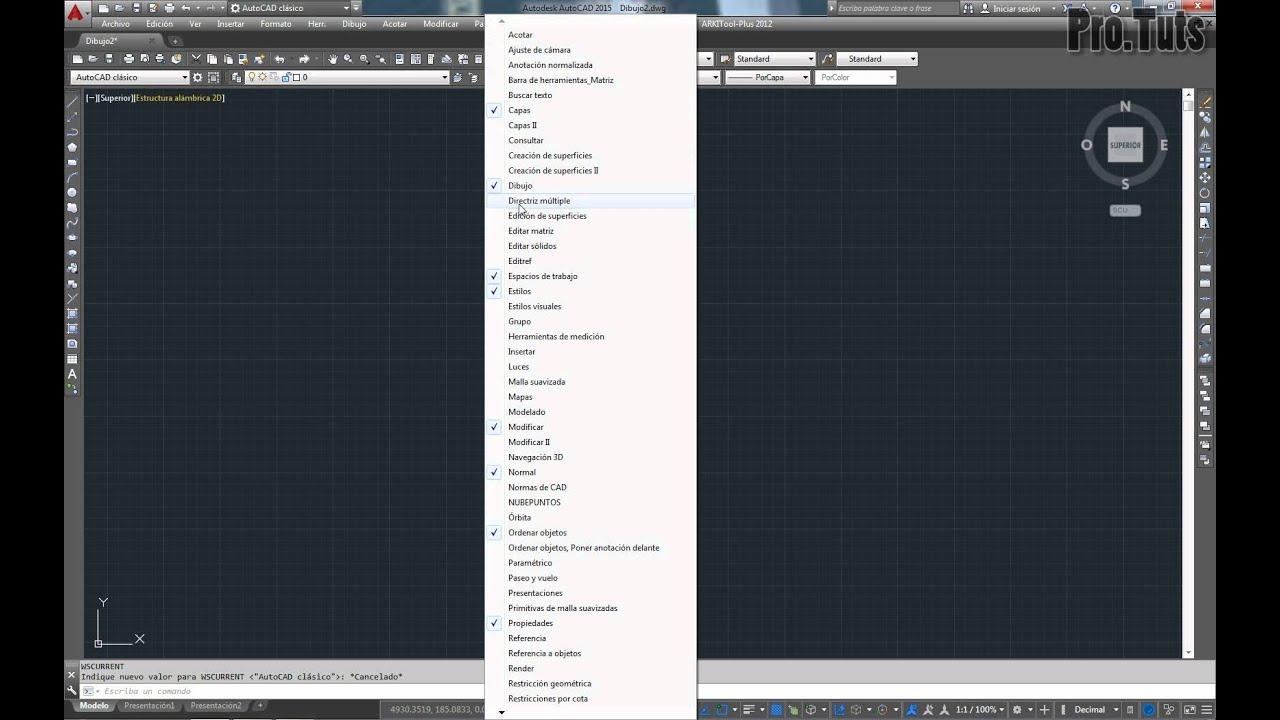 Autocad 2018 tutorial 10