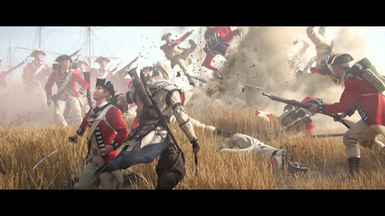Assassin's Creed 3 - E3 Trailer oficial [ES] - YouTube