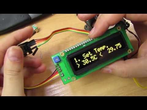 Платы для контроллера инкубатора на Arduino от Jlcpcb.com, #1