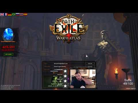 Twitch Daily 2017-12-17. Top 20 Path of Exile twitch clips. |