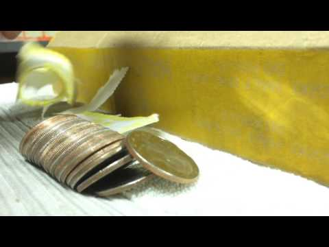 DOUBLE SILVER ROLLS! -Coin Roll Hunting-