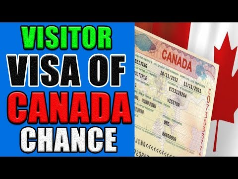 Canada VISIT VISA Approval Rate In 2019 - 2020