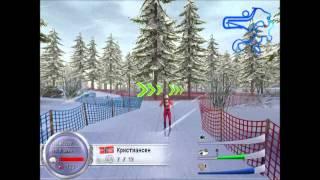 """Биатлон 2006 с Romchik #1 """"3 секунды"""""""