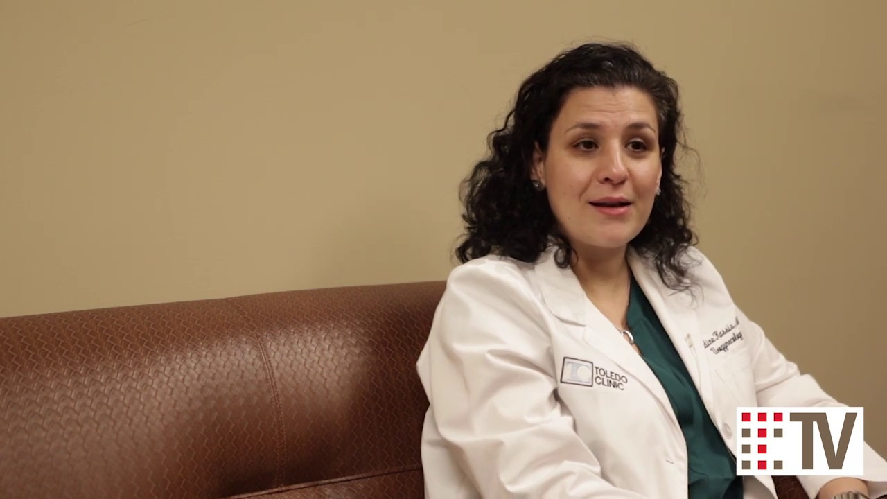 Dr  Nadine Kassis | The Toledo Clinic