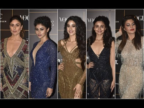 Vogue Women Of The Year Awards 2018 Full HD Event | Kareena Kapoor Khan, Janhvi Kapoor And More