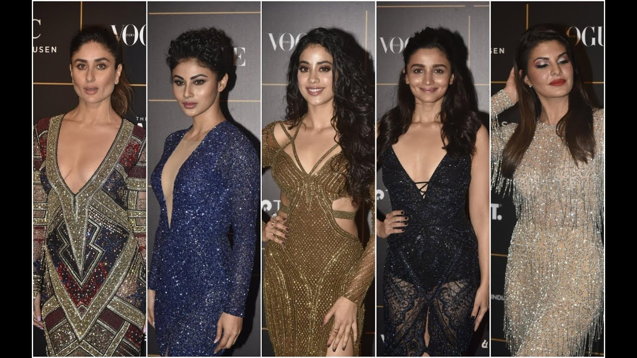Vogue Women Of The Year Awards 2018 Full HD Event  7fe36b20d