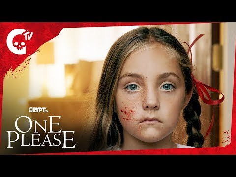 One Please | Scary Short Horror Film | Crypt TV