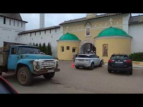 Свято Пафнутьев Боровский монастырь!!! Калужская область!