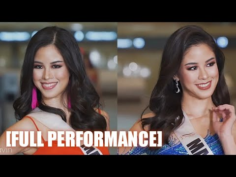[ACTUAL VIDEO] WOW! KISSES DELAVIN SWIMSUIT and EVENING GOWN FULL PERFORMANCE [MUST WATCH]NKAKAPROUD