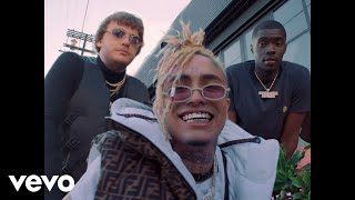 Смотреть клип Murda Beatz Ft. Lil Pump & Sheck Wes - Shopping Spree