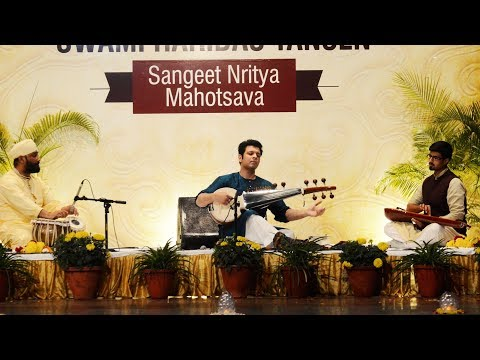 Amaan Ali Bangash | Raga Puriya Kalyan | Sukhvinder Singh Tabla | Sarod Records