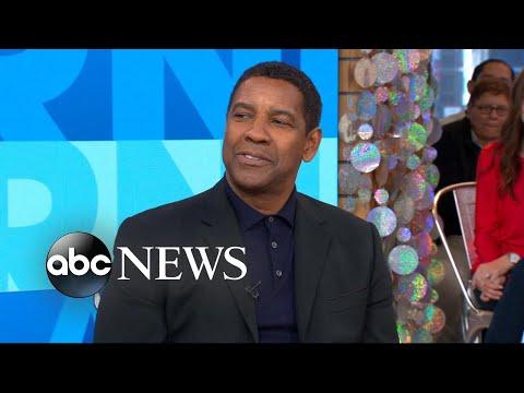Garth Brooks gushes over latest Denzel Washington movie