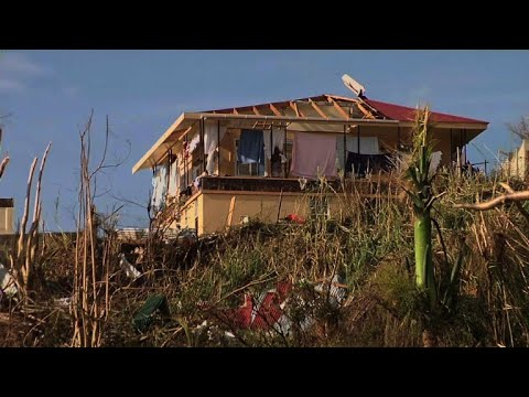 Hurricane Maria leaves over 15 dead in Dominica