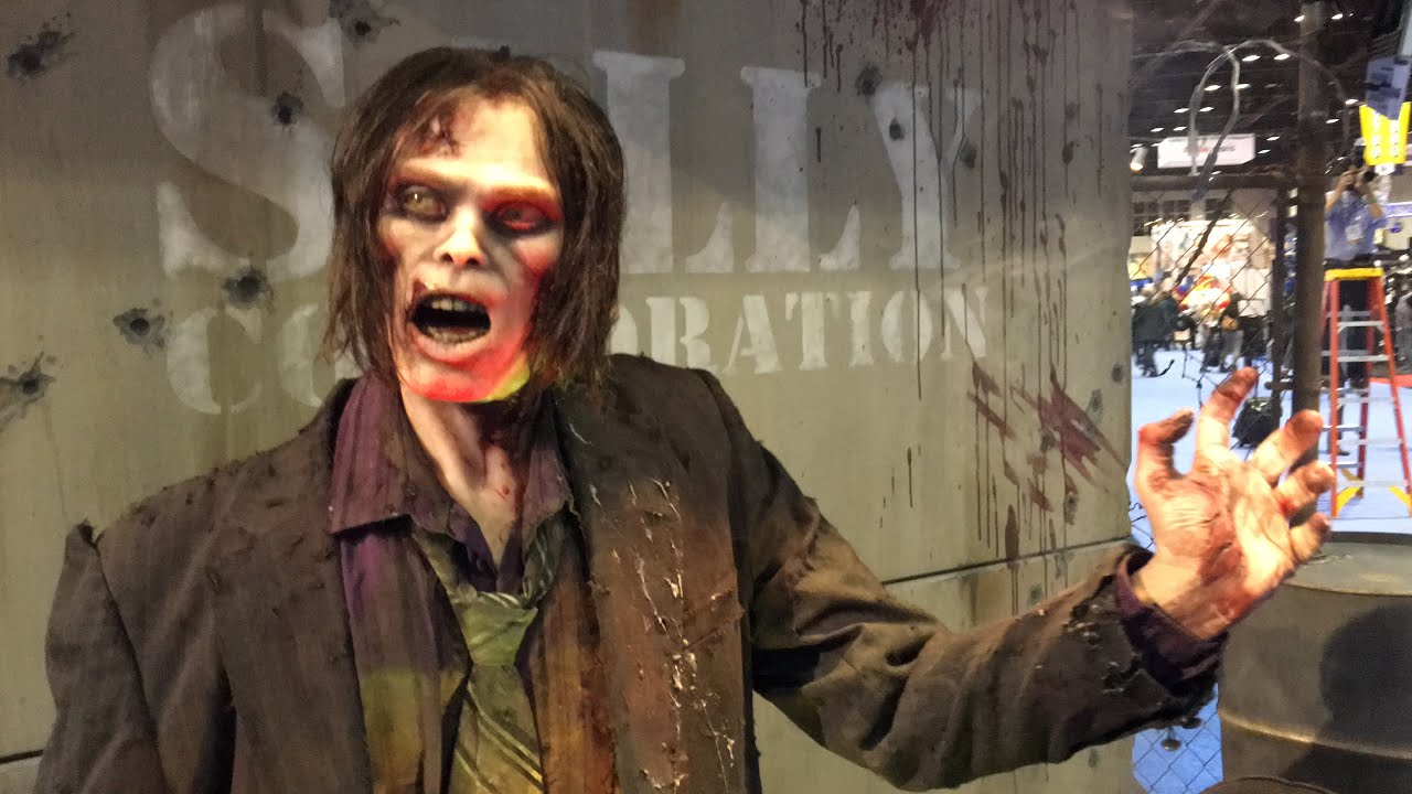 New Walking Dead: Battle for Survival Dark Ride Announced at IAAPA