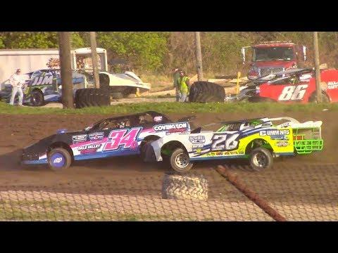 Street Stock Heat Two | Genesee Speedway | 5-12-18